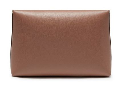 Mulberry メイクポーチ NEW♪【Mulberry】Large Darley Cosmetic Pouch(4)