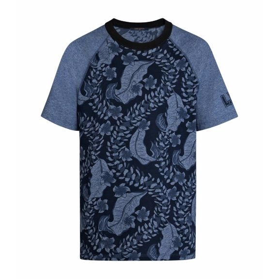 Louis Vuitton 新作 ルイヴィトン Tシャツ プリント 半袖