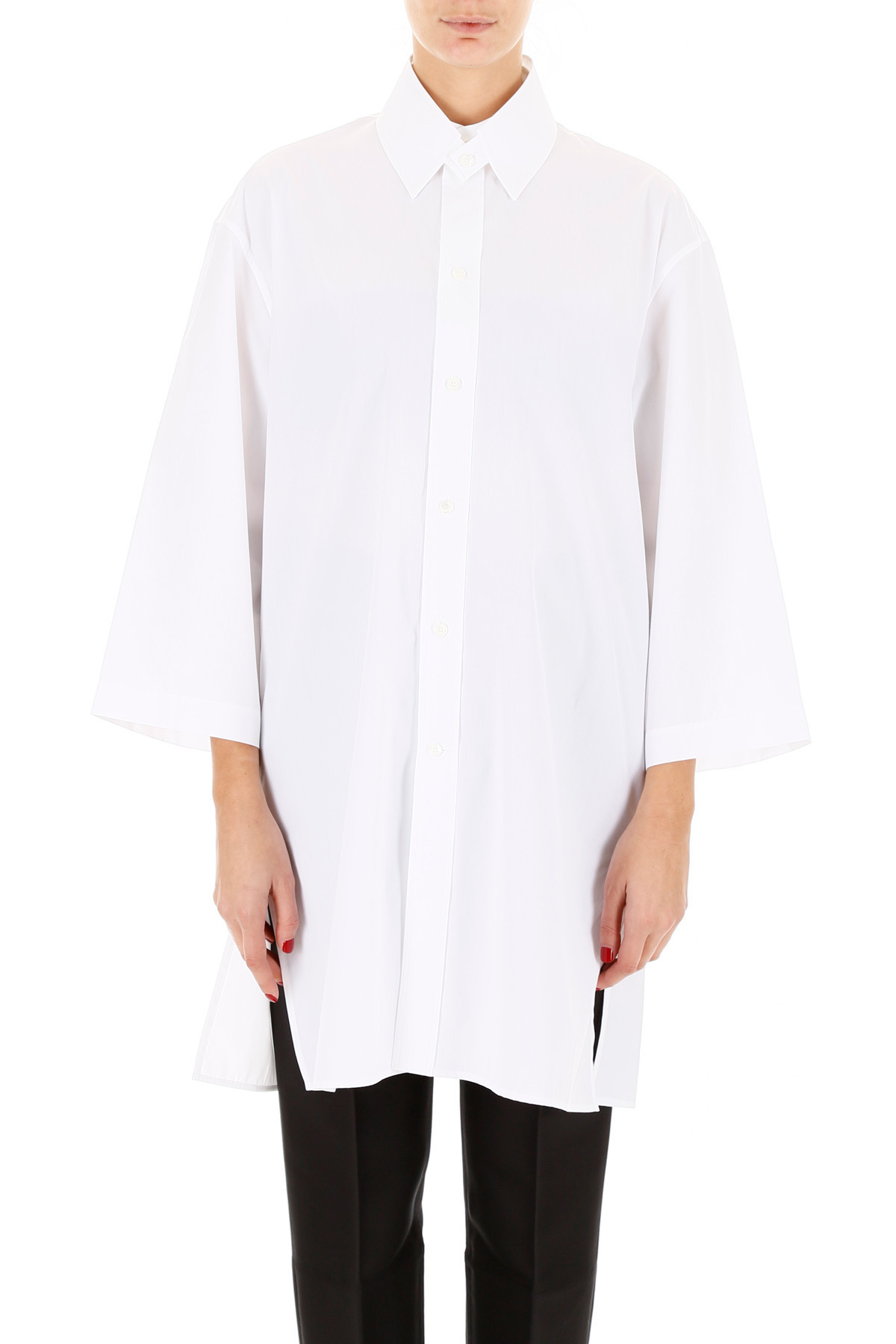 CELINE 18春夏新作 Oversized Cotton Shirt