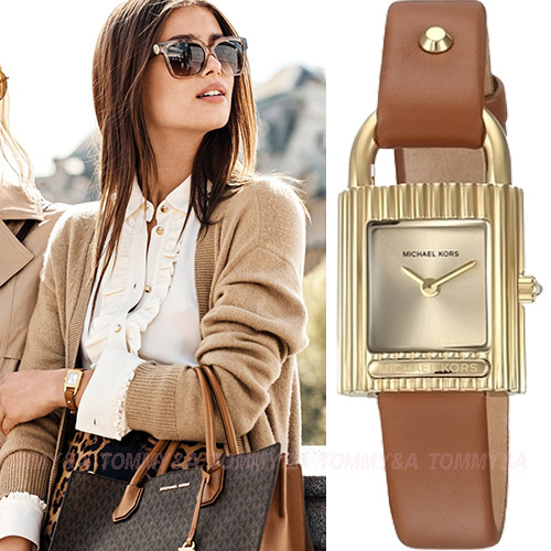 ★関税・送料込み★Michael Kors Isadore Two-Hand Watch MK2693