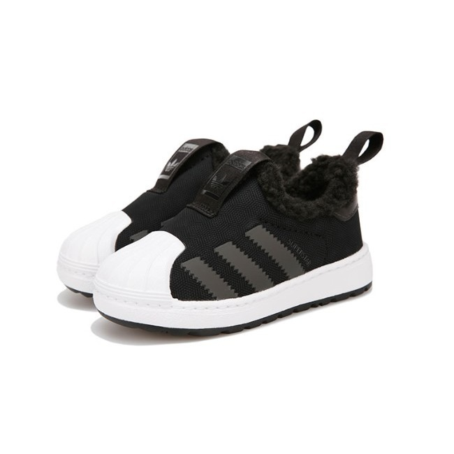 (アディダス) ADIDAS ORIGINAL KIDS SUPERSTAR WINTER I BY9940