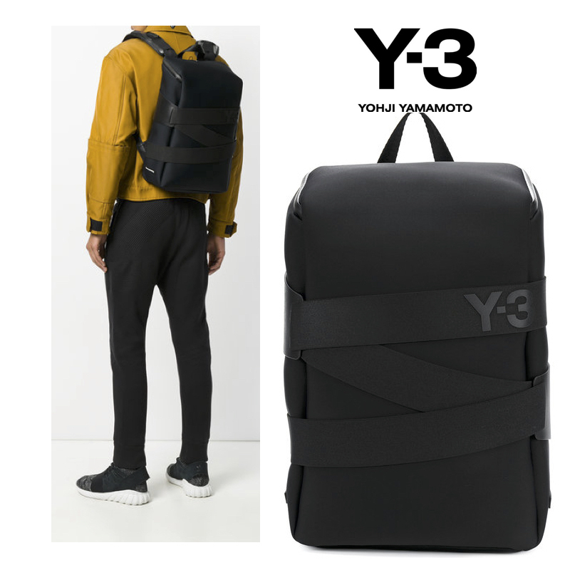 【関税 送料込】Y−3QRUSH BACKPACK SMALL