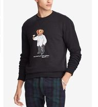 大人気★ポロベア★限定★Ralph Lauren Polo Bear Sweatshirt Bk