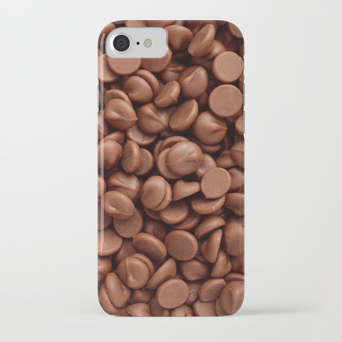 【Society6】iPhone/Galaxyケース 対応size豊富 Milk Chocolate