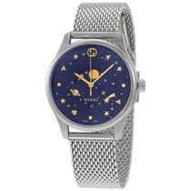 ★追跡付き★GUCCI G-Timeless Blue Watch YA126328