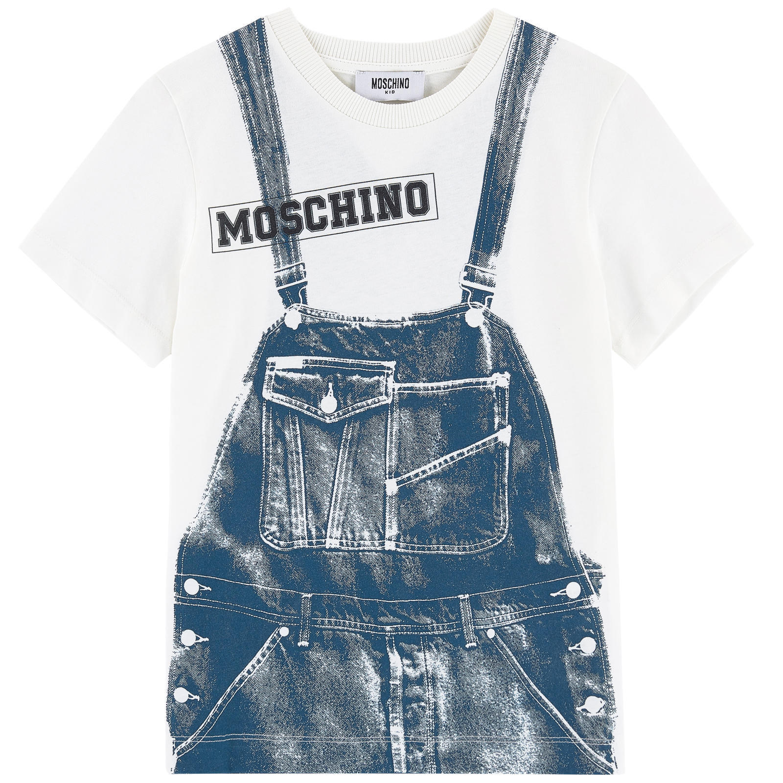 MOSCHINO Tシャツ 4A〜12A