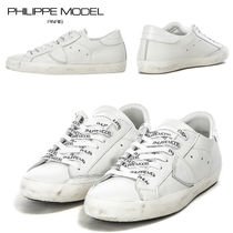 PHILIPPE MODEL★関税込み★CLLU 1001★WHITEスニーカー★0115
