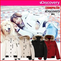 Discovery EXPEDITION(ディスカバリー) ダウンジャケット・コート Discovery EXPEDITION ☆W'S MAGELLAN SHOT DOWN JACKET 4色☆