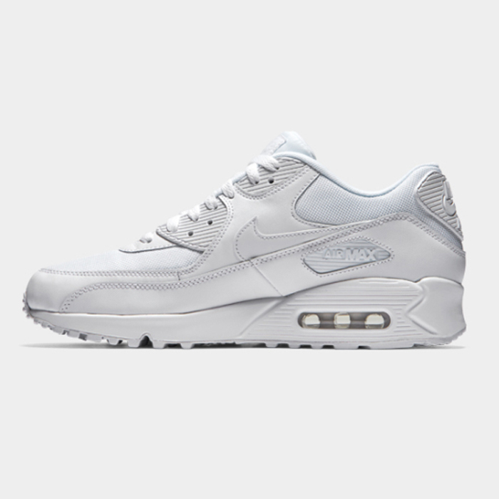 NIKE★関税込み★AIR MAX 90 ESSENTIAL★WHITEスニーカー★0117