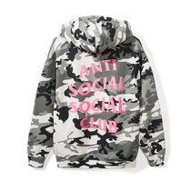 AntiSocialSocialClub Frozen Hoodie