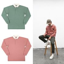 ONLY NY(オンリーニューヨーク) ポロシャツ 17-18AW入手困難 ONLY NY☆Premium Knit Rugby