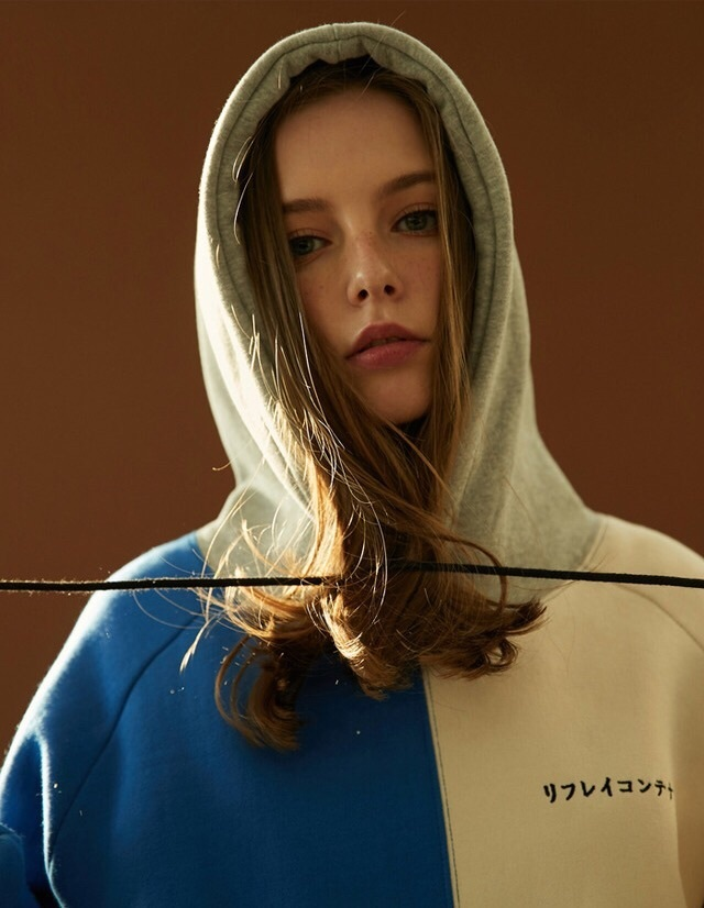 [REPLAYCONTAINER]NEUTRAL HOODY[全2色☆]
