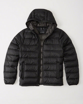 [Abercrombie&Fitch] 2017年新作LIGHTWEIGHT HOODED PUFFER