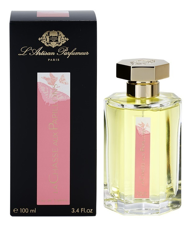 【準速達・追跡】La Chasse aux Papillons EDT for Women 100ml