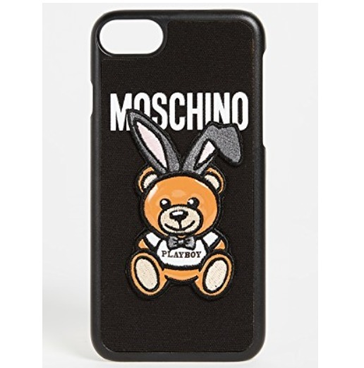 Moschino(モスキーノ)Bear with Bunny Ears iphone6/6s/7 case