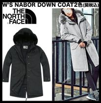 ★関税込/イベント★NORTH FACE★W'S NABOR DOWN COAT 2色
