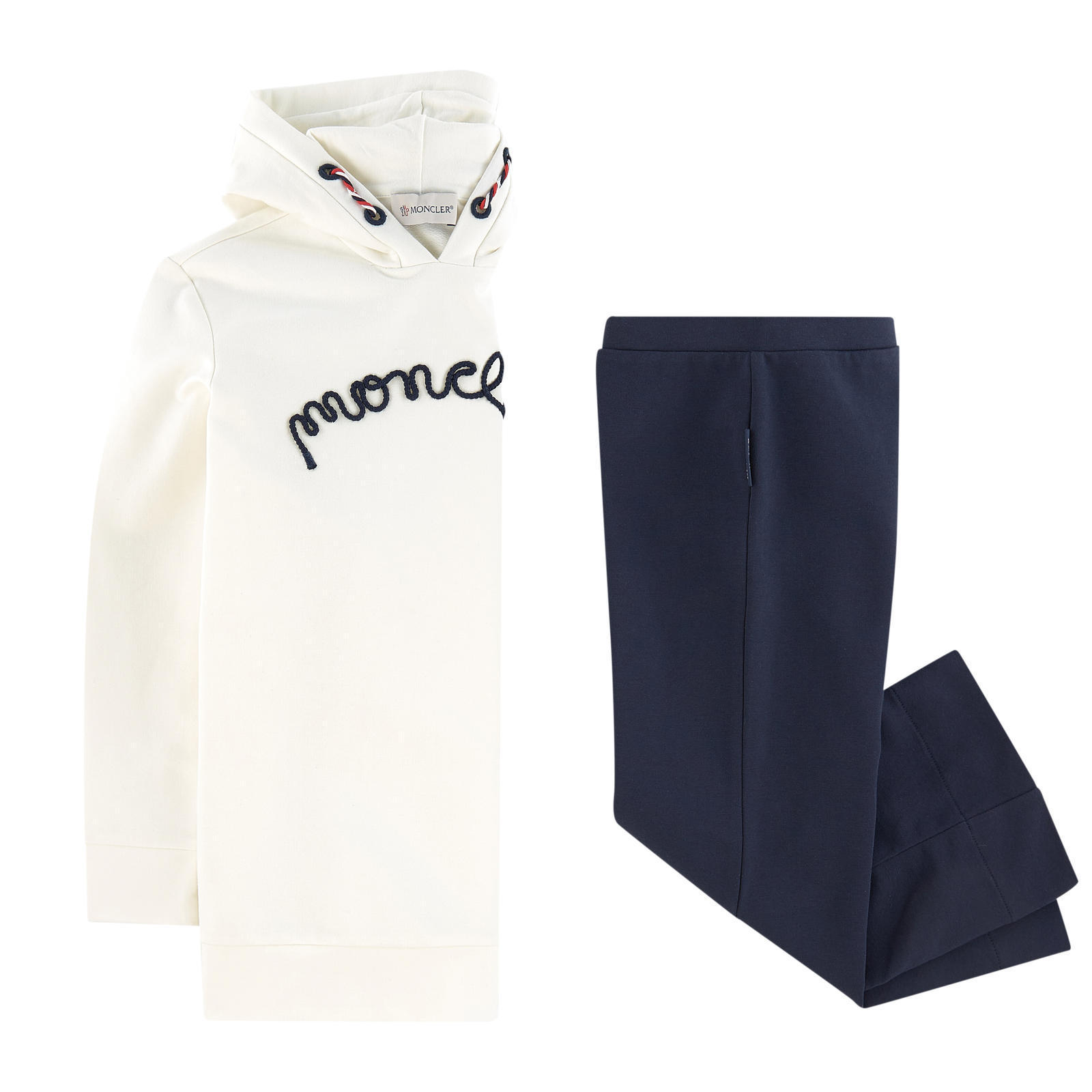 Moncler★2018SS★スウェット上下セット★4~6A