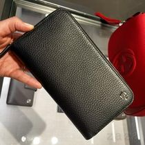 VIP SALE!!Gucciグッチ♪Zip around wallet★Black