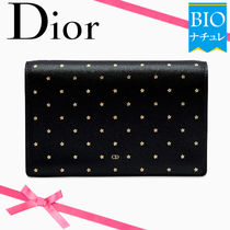 【Dior】チェーン♡*STARS WALLET ON CHAIN*クラッチ*