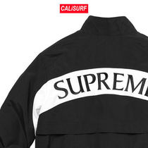 AW17 Supreme(シュプリーム)ARC TRACK JACKET/BLACK /XL