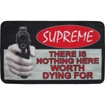 17A/W Supreme Welcome Mat