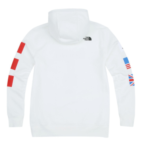 ☆THE NORTH FACE☆ M'S FLAG HOODIE 3色