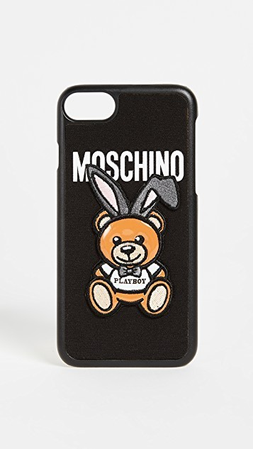 ★Moschino★Bear with Bunny Ears iPhone 6 / 6S / 7 Case  ★