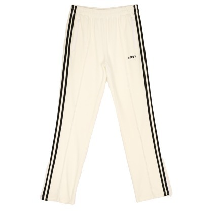 ☆日本未入荷☆NERDY(ノルディ)LIMITED Velour Track Pants-WHT