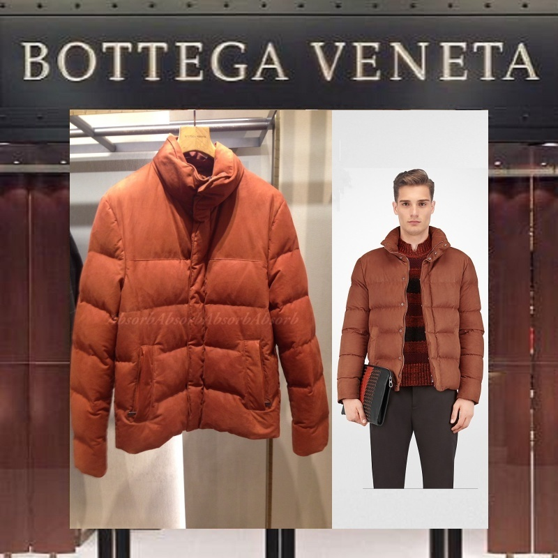 【18SS NEW】 BOTTEGA VENETA_men /ラムPUFFERジャケット