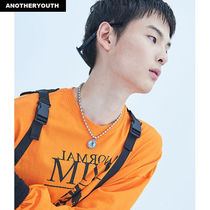 ANOTHERYOUTH正規品★Aペンダントネックレス★UNISEX