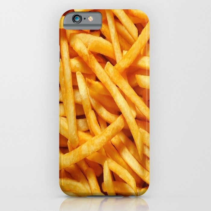 【Society6】iPhone7ケース FrenchFries 6/6Sやプラスに変更可☆