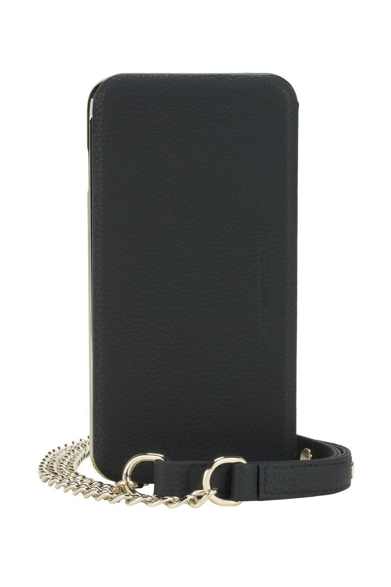 特価!Rebecca Minkoff☆MIRRORED CROSSBODY IPHONE X ケース