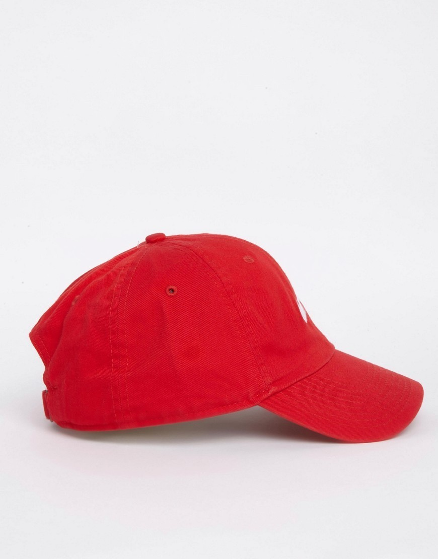 ◎送料込み◎  Nike Swoosh Cap In Red 546126-658
