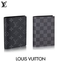 LUIS VUITTON ヴィトン クーヴェルテュール パスポートケース