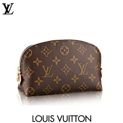 Louis Vuitton メイクポーチ LUIS VUITTON ルイヴィトン ポシェット コスメティック Monogram(2)