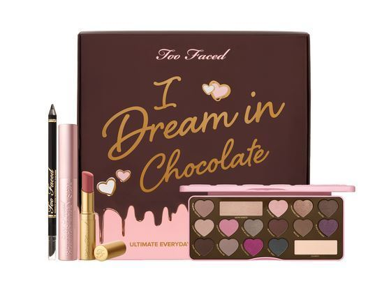 Too Faced☆限定(I DREAM IN CHOCOLATE)