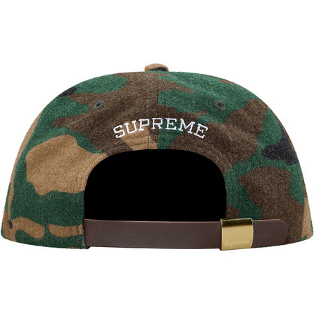 Supreme S Logo WOOL S LOGO 6-PANEL HAT CAP 送料込み 17AW
