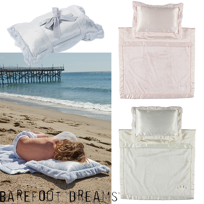 LA発 大人気☆ Barefoot dreams   the CUDDLE PLUSH NAP-TO-GO