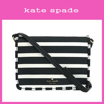 【3-5日着】kate spade ◆Hyde lane stripe Renee◆2wayバッグ