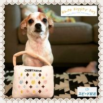 【Haute Diggity Dog】Chewy Vuiton Purse Toyチュウィービトン