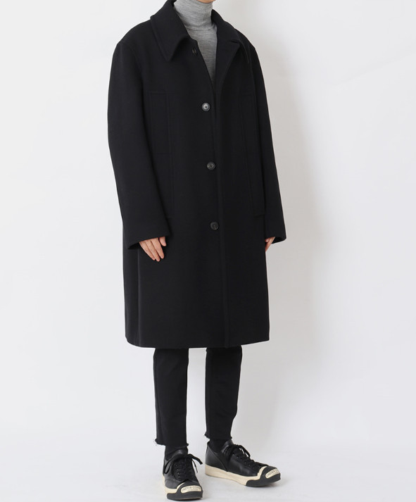 ☆SCENERITY☆ Wool mackintosh coat 2色