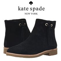 大人気ブランド*kate spade New York*Bellamyブーティー/Black