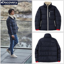 Discovery EXPEDITION(ディスカバリー) ダウンジャケット Discovery EXPEDITION ☆M'S BROOKLYN DOWN JACKET 色:NAVY☆