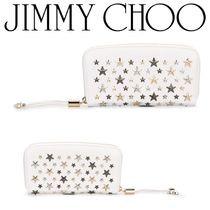 2017-18AW☆JIMMY CHOO☆Filipa 財布 White