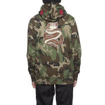 HUF ハフ  AMBUSH COLLECTION SNAKE &ROSE Pullover Hoodie