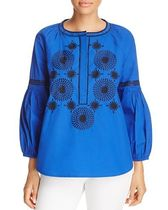 Tory Burch Aubrey Embroidered Tunic
