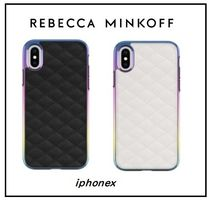 ♥Rebecca Minkoffレベッカミンコフ Quilted Love Case