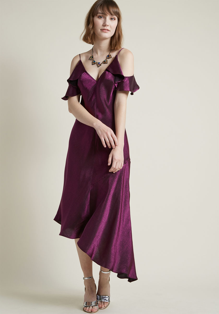 ◎送料込み◎  ultimate allure silky slip dress