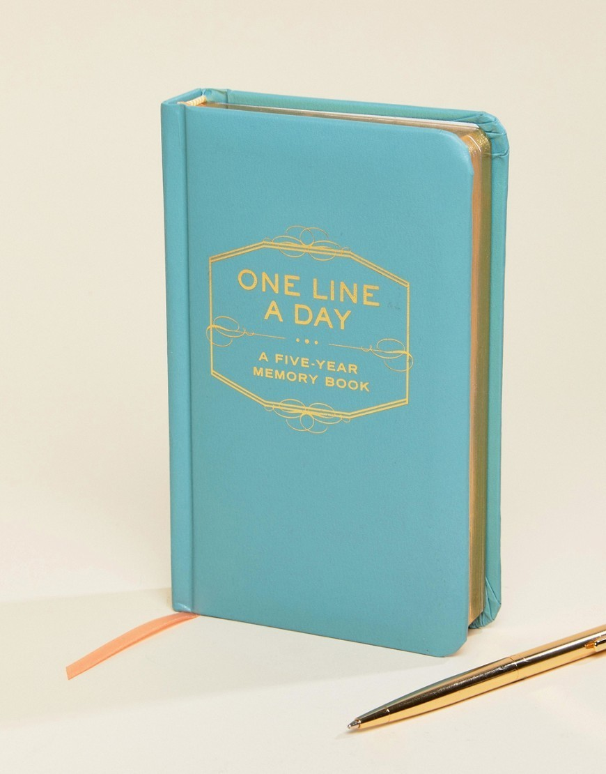 ○送料込○ One Line a Day 5 Year Memory Book