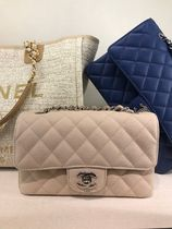 ★2018 CHANEL 最新作★TIMELESS MINI in beige
